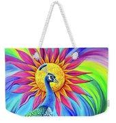 Colors Of His Splendor Weekender Tote Bag by Nancy Cupp