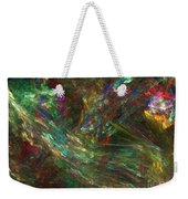 Colors Of Light Weekender Tote Bag