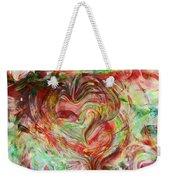 Colors Of Love Weekender Tote Bag