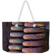 Colors Of Rust Weekender Tote Bag