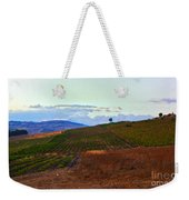Colors Of Sicily Weekender Tote Bag