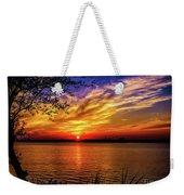 Colors Of Sunset Weekender Tote Bag