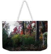 Colors Of The Forest Weekender Tote Bag