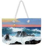 Colors Of The Ocean Weekender Tote Bag