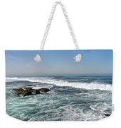 Colors Of The Sea Weekender Tote Bag