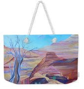Colors Of The Southwest Weekender Tote Bag