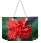 Colors Of The Tropics Hibiscus Weekender Tote Bag