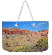 Colors Of The Utah Desert Weekender Tote Bag