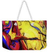 Colors Of The Wind 4 Weekender Tote Bag