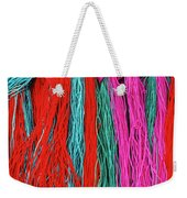 Colors Of Tibet Weekender Tote Bag