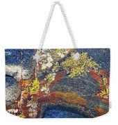 Colors On Rock II Weekender Tote Bag