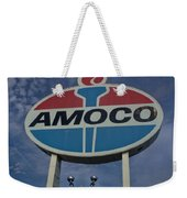 Colossal Amoco Weekender Tote Bag