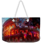Colosseum Rome Italy   Weekender Tote Bag