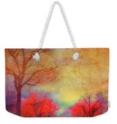 Colour Burst Weekender Tote Bag