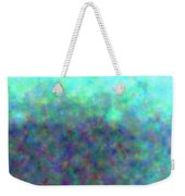 colour impression 1-A rainy summers day Weekender Tote Bag