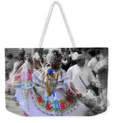Colour In Motion..... Weekender Tote Bag