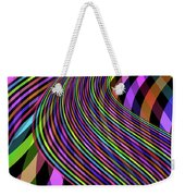 Colour River Weekender Tote Bag
