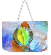 Colour Splash Weekender Tote Bag