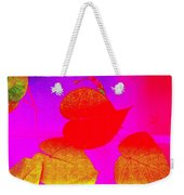 Coloured Hearts Iv Weekender Tote Bag
