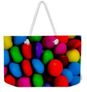 Colourful Abstract Weekender Tote Bag