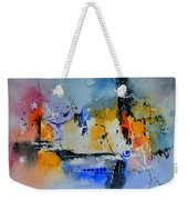 Colourful Christmas Weekender Tote Bag