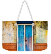 Colourful Door Weekender Tote Bag