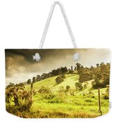 Colourful Fields And Farmyards Weekender Tote Bag