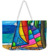 Colourful Hobby Weekender Tote Bag