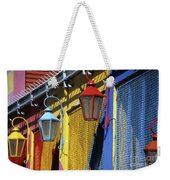 Colourful Lamps La Boca Buenos Aires Weekender Tote Bag