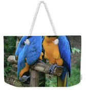 Colourful Macaw Pohakumoa Maui Hawaii Weekender Tote Bag
