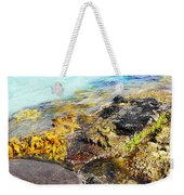 Colourful Sea Life - Fishers Point Weekender Tote Bag