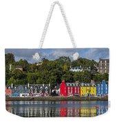 Colourful Tobermory Weekender Tote Bag