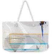 Colouring The Rainbow Weekender Tote Bag