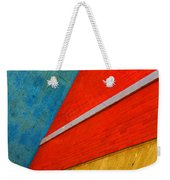 Colours And Shapes Weekender Tote Bag