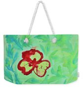 Colours At Play Weekender Tote Bag