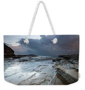 Colours Of A Storm - Seascape Weekender Tote Bag