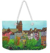Colours Of Basel Weekender Tote Bag