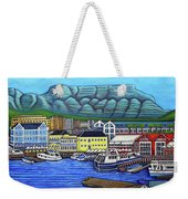 Colours Of Cape Town Weekender Tote Bag
