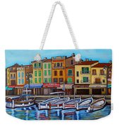 Colours Of Cassis Weekender Tote Bag