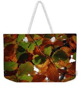 Colours Of Fall II Weekender Tote Bag