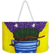 Colours Of Provence Weekender Tote Bag