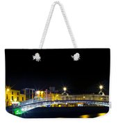 Colours Of The Night Weekender Tote Bag
