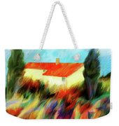 Colours Of The Wind Weekender Tote Bag