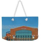 Colts Stadium Weekender Tote Bag