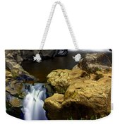 Columba River Gorge Falls 2 Weekender Tote Bag