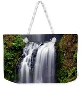 Columba River Gorge Falls 3 Weekender Tote Bag