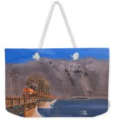 Columbia Crossing Weekender Tote Bag