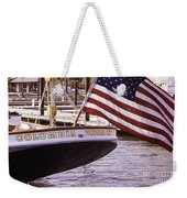 Columbia From The Stern Weekender Tote Bag