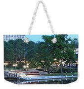 Columbia Lakefront Panorama Weekender Tote Bag
