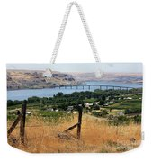 Columbia River - Biggs And Maryhill State Park Weekender Tote Bag